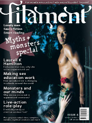 Filament Issue 6, September 2009, front cover